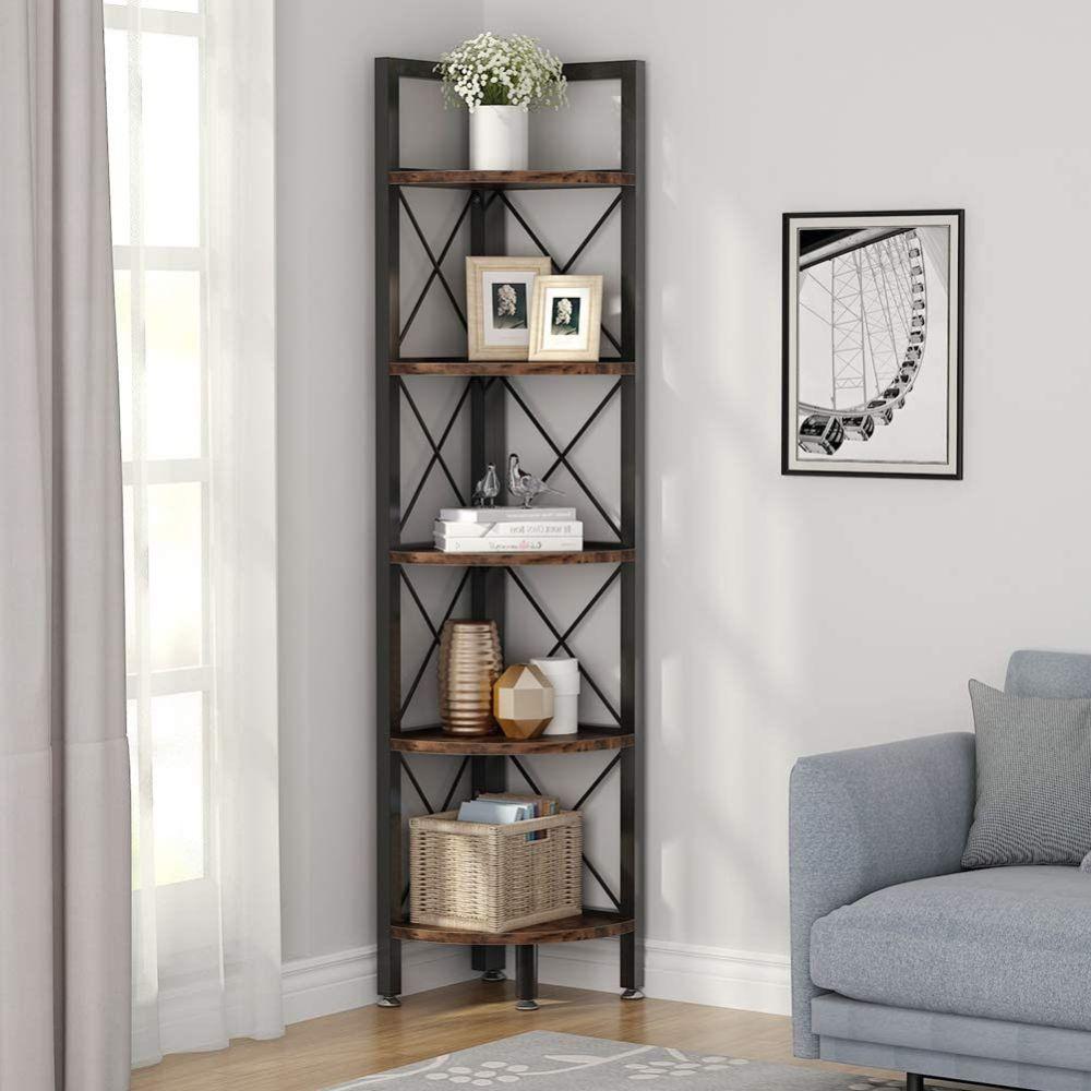 5-Tier Corner Shelf