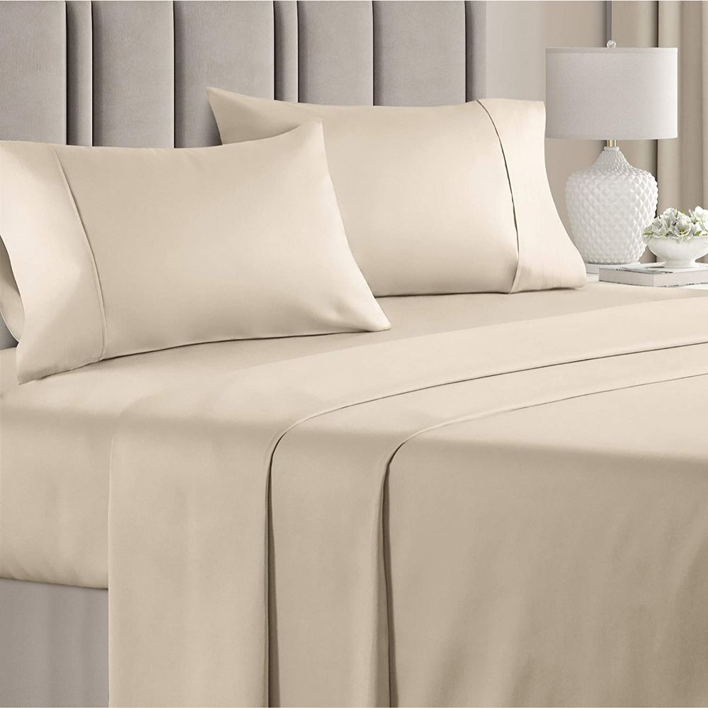 Cooling Cotton Bed Sheets