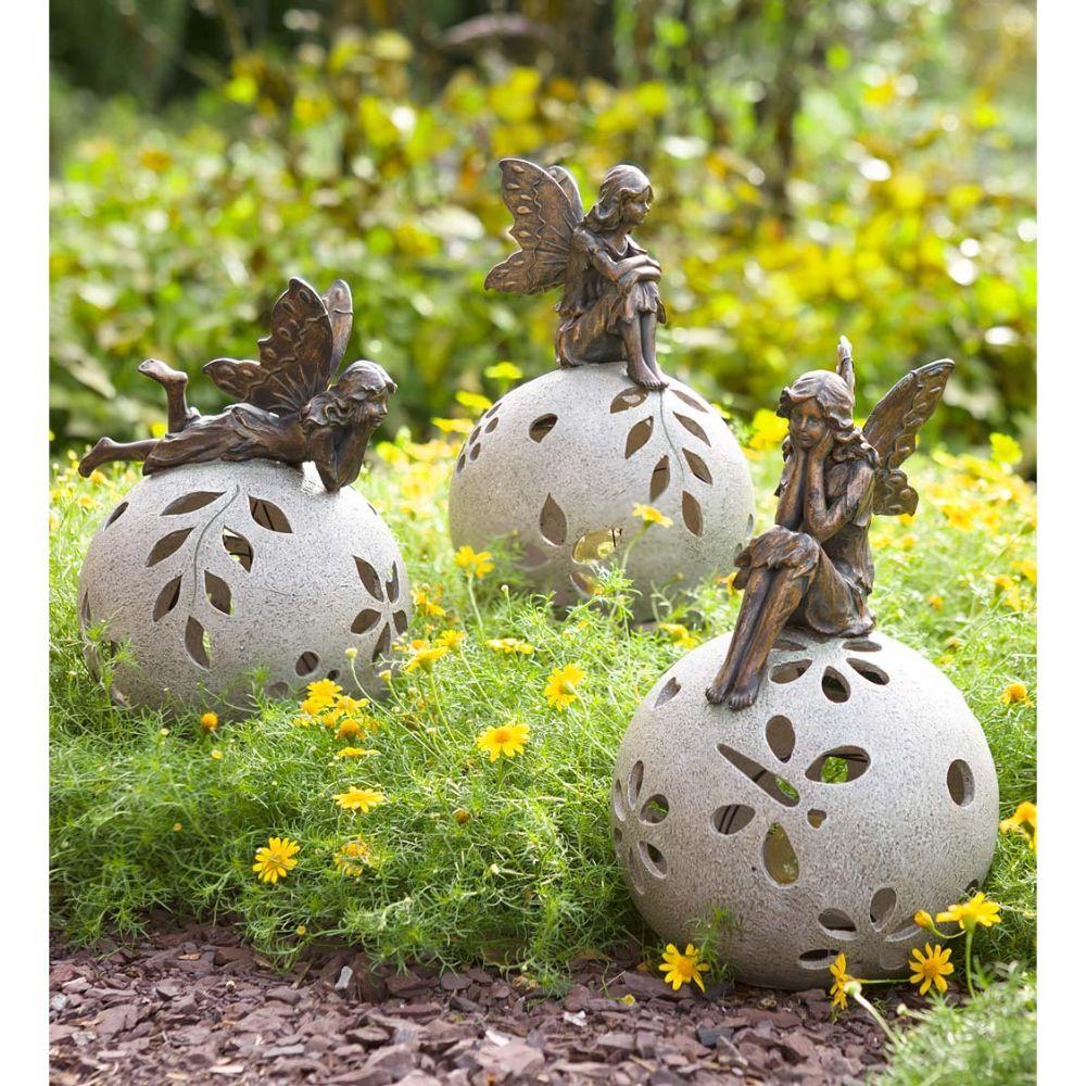 Garden Light Globes
