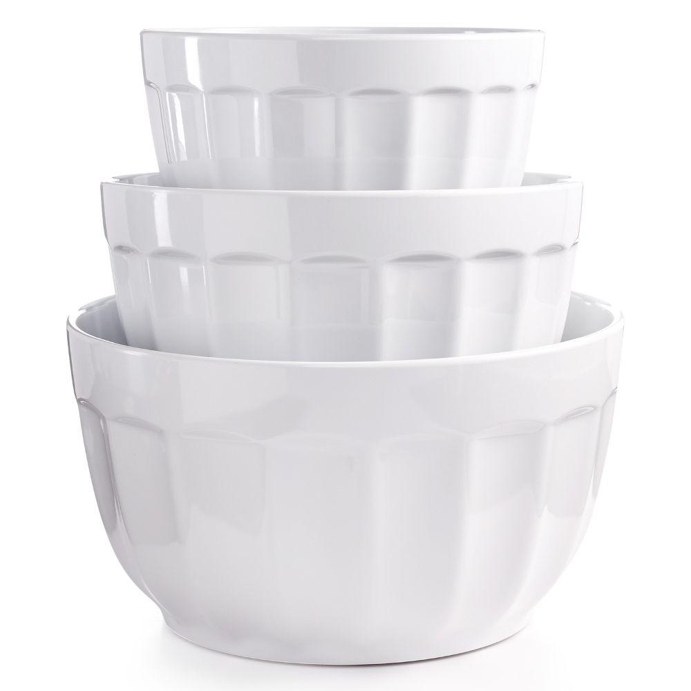 Martha Stewart Melamine Bowls