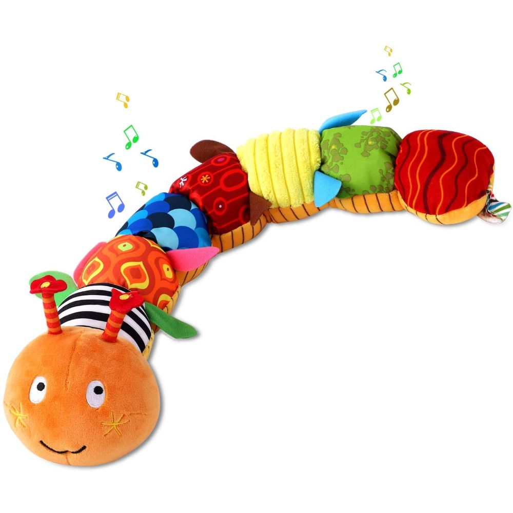 Interactive Musical Caterpillar