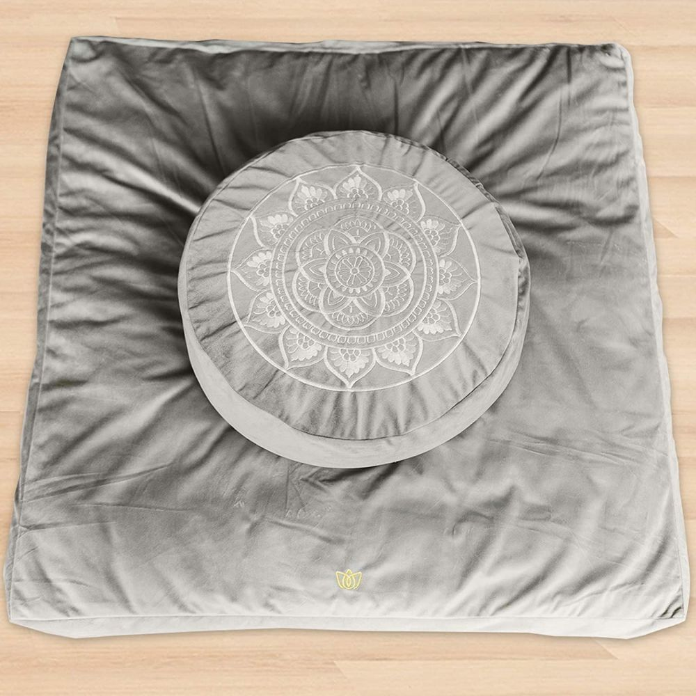 Meditation Cushion & Mat