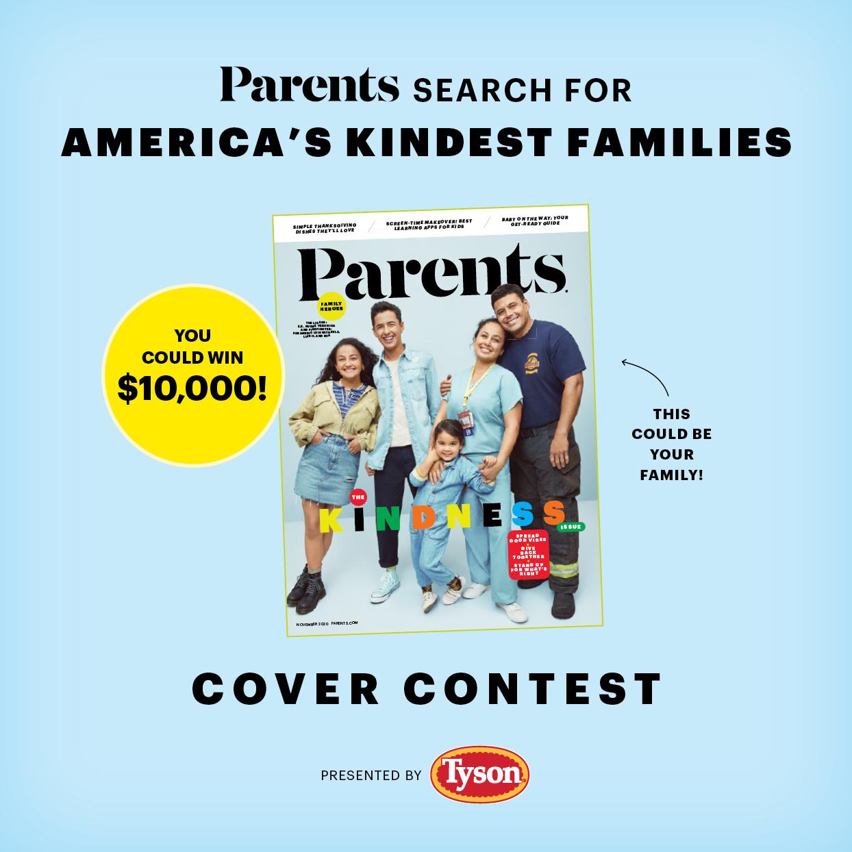 Parents America's Kindest Contest