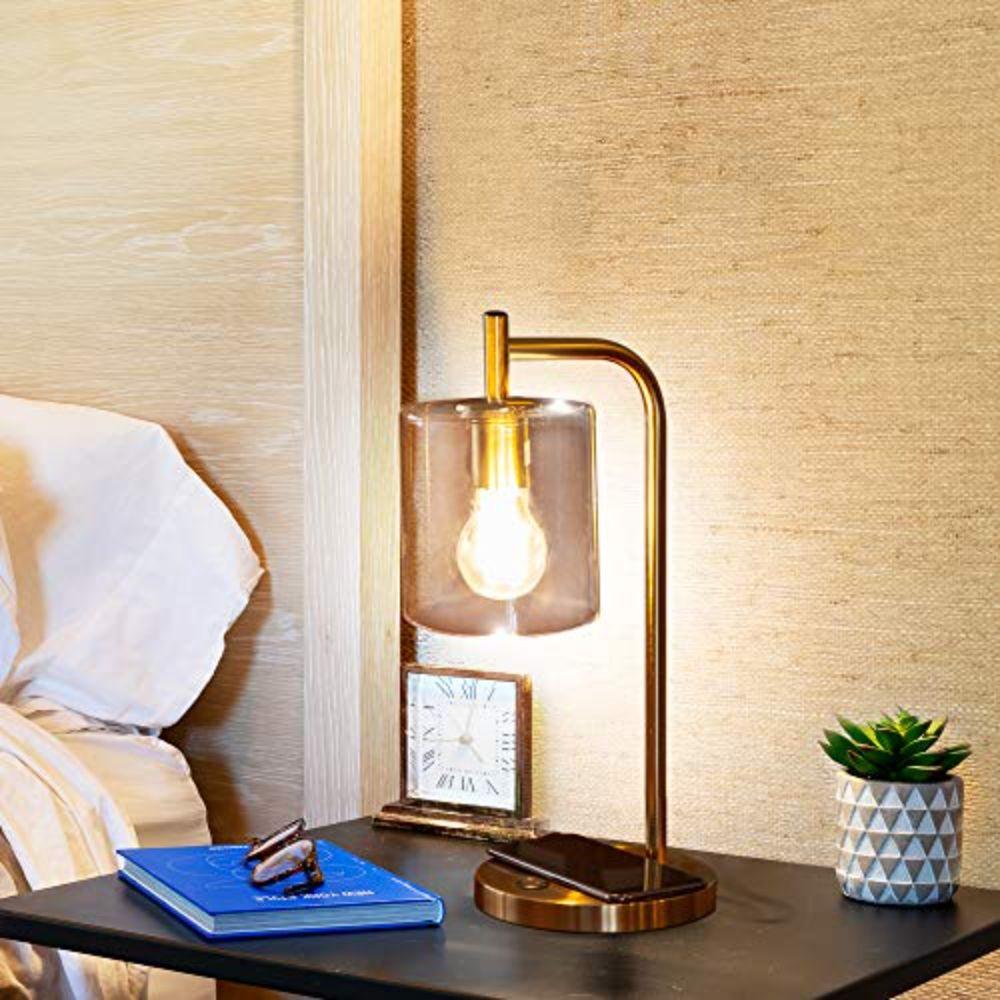 Desk Lamp - Charging Pad