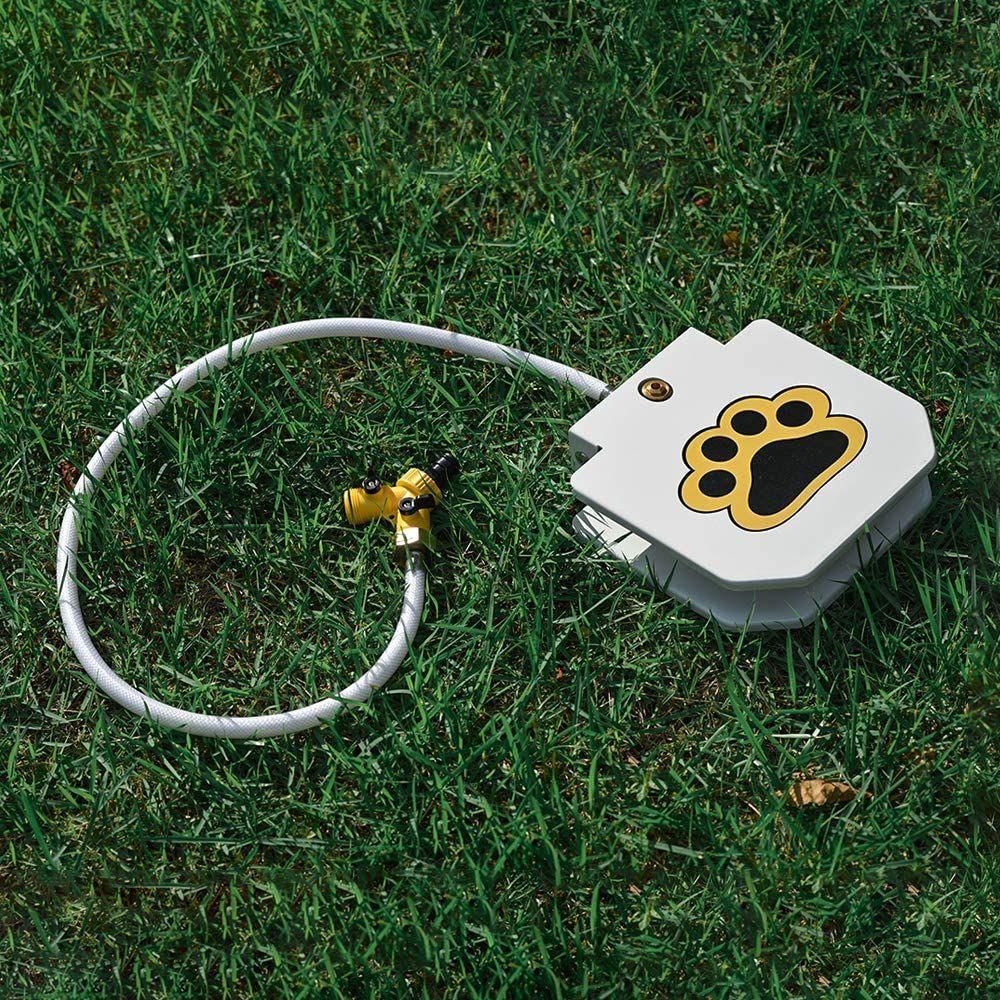 Step On Dog Sprinkler