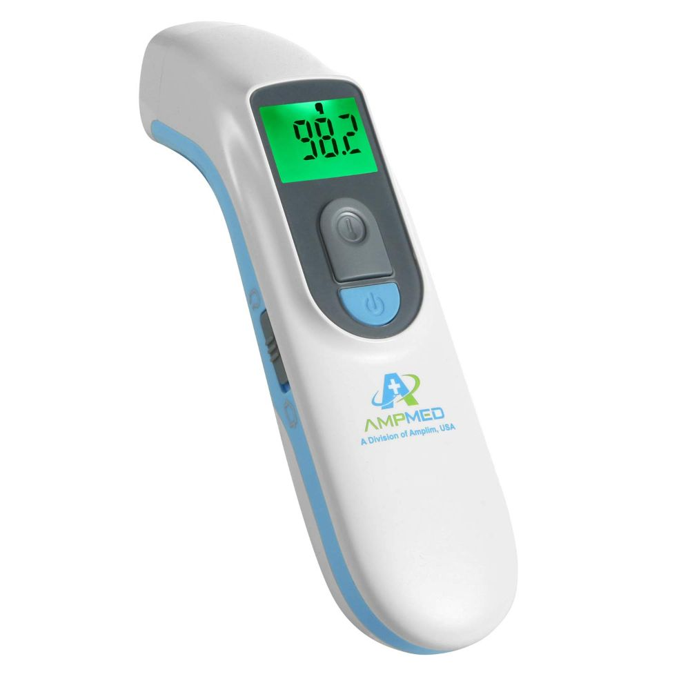 Noncontact Forehead Thermometer