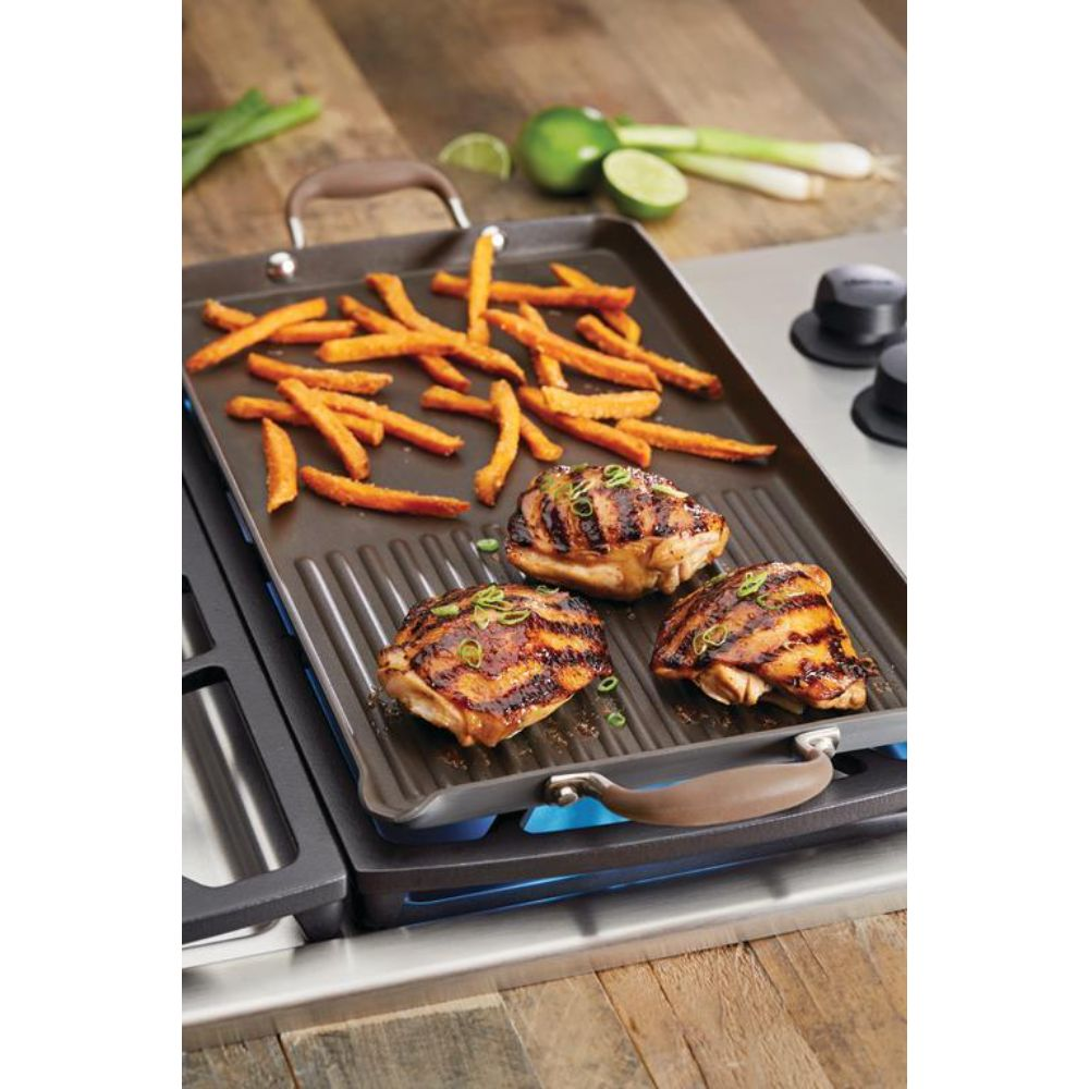 Griddle/Grill Pan