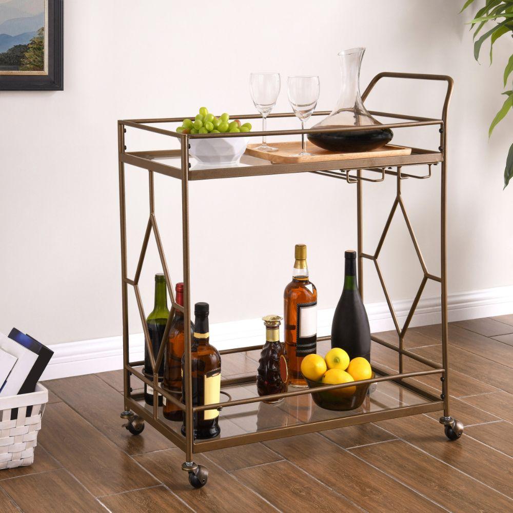 BH&G Bar Cart