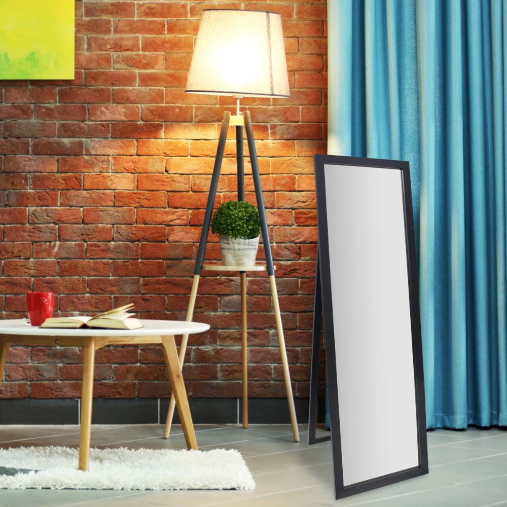 BH&G Mountable Standing Mirror