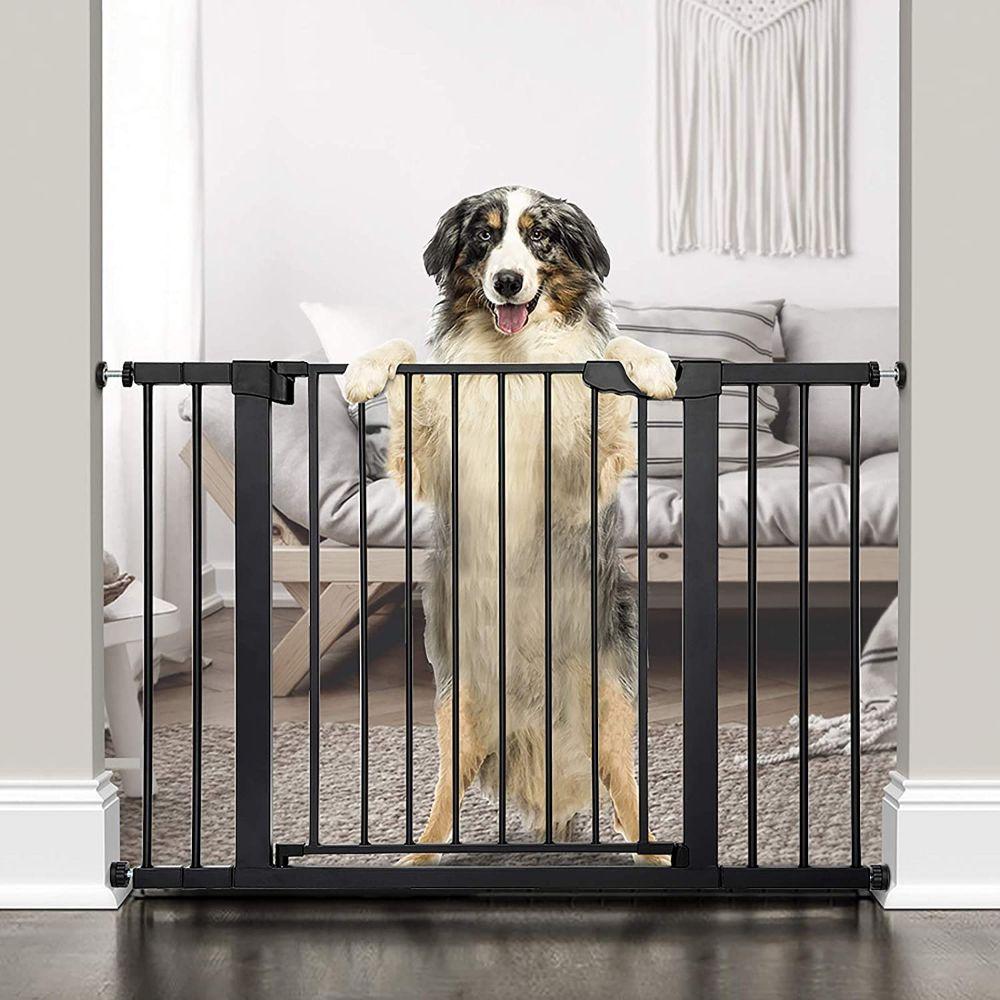 Auto Close Pet Safety Gate