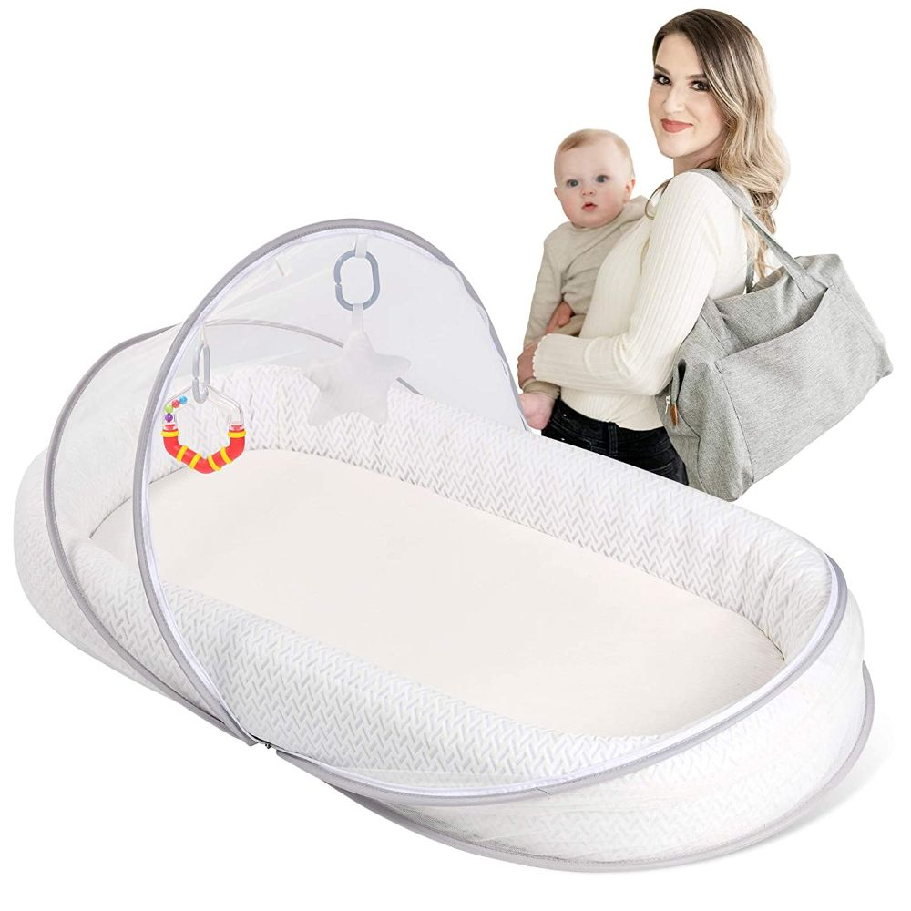 3-in-1 Portable Lounger