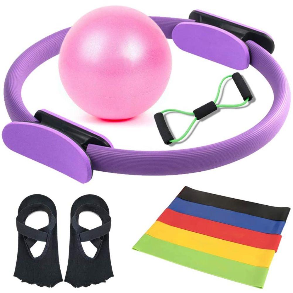 Pilates Ring Set