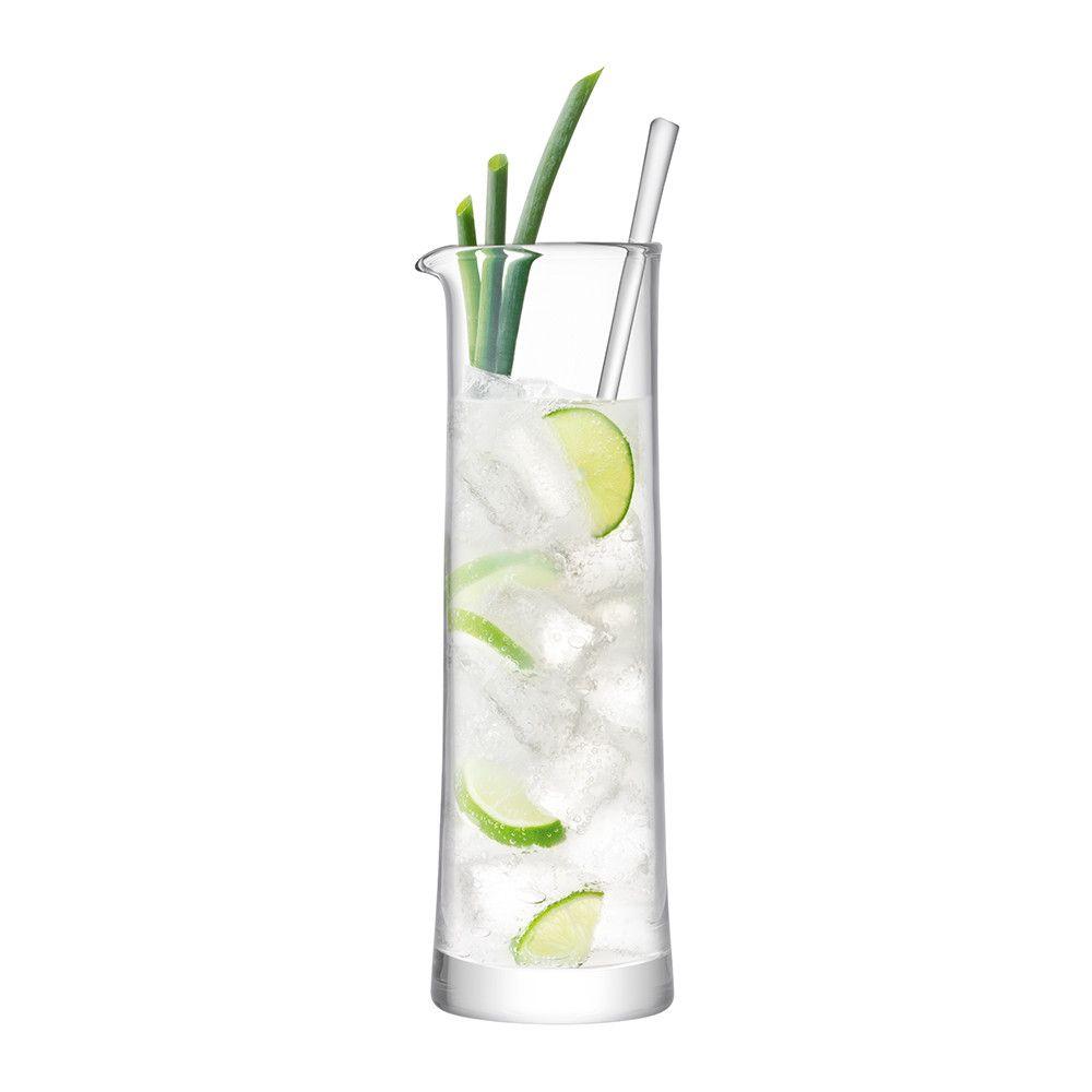 Cocktail Jug & Stirrer