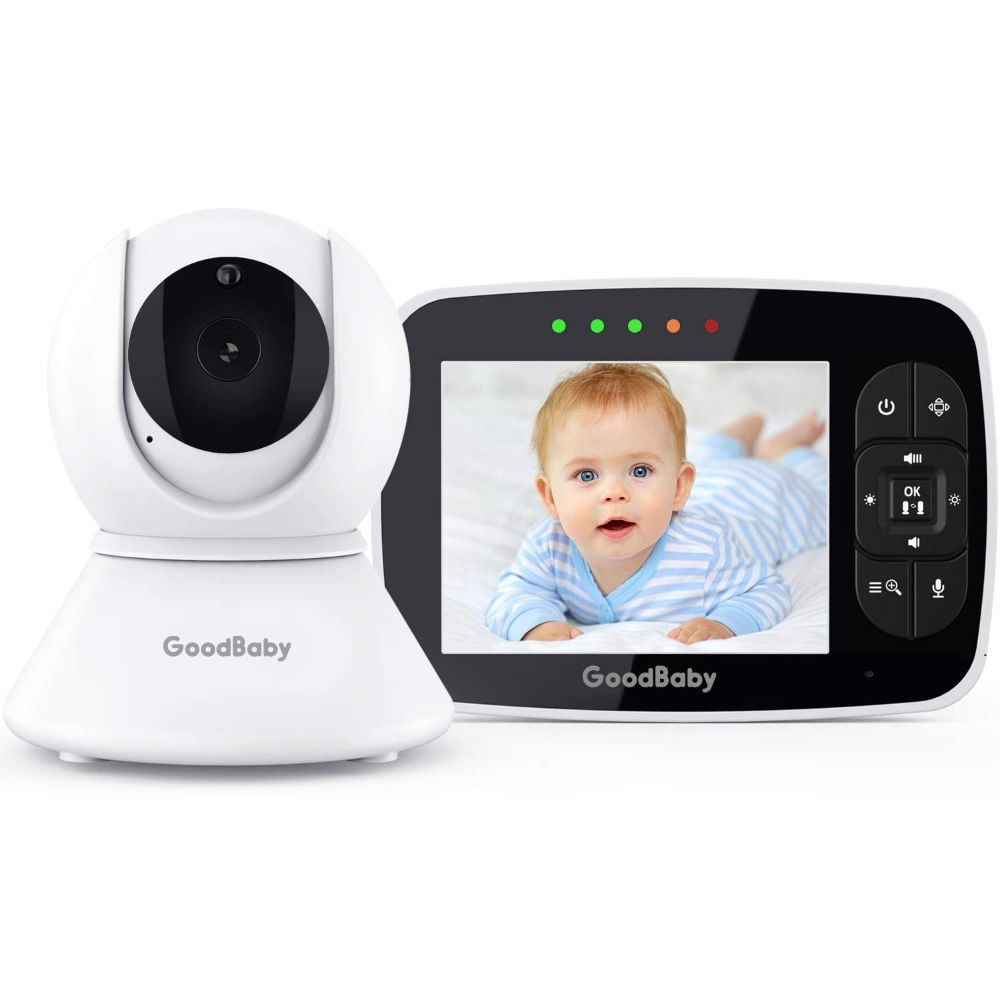 Baby Monitor with Remote Pan