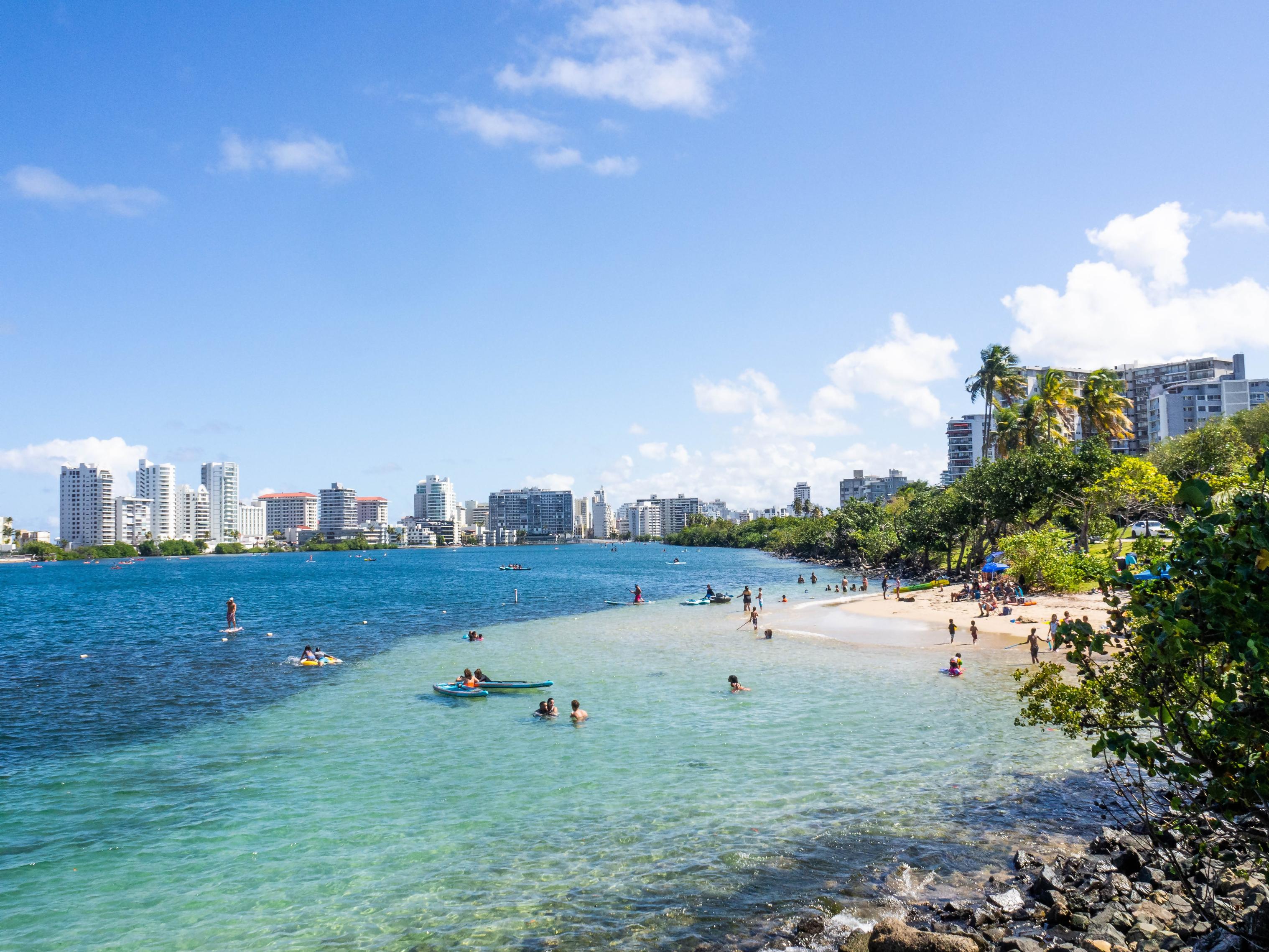 Summer Escape to Old San Juan, Puerto Rico! Sweepstakes
