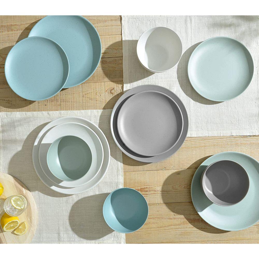 Mixed Dinnerware Set