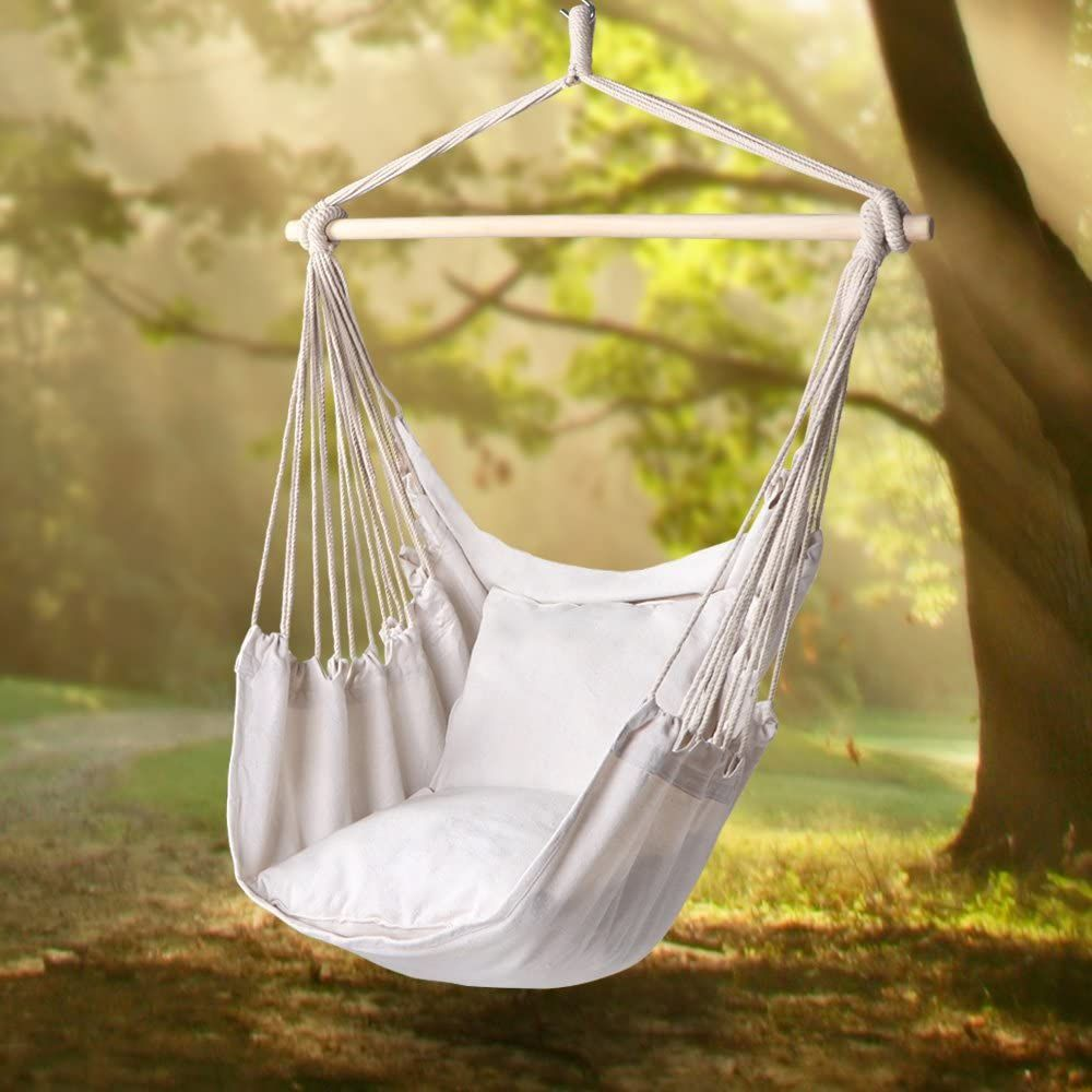 Hanging Chair with Pocket