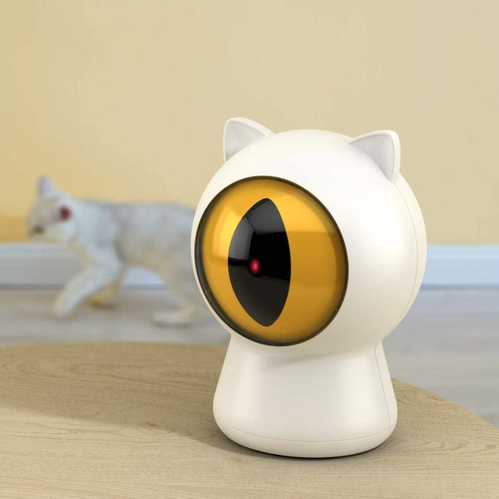 Automatic Interactive LaserToy