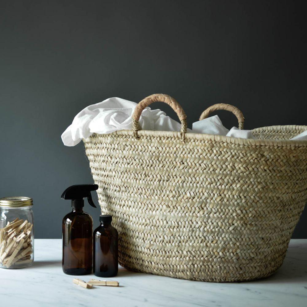 Large Tote Basket