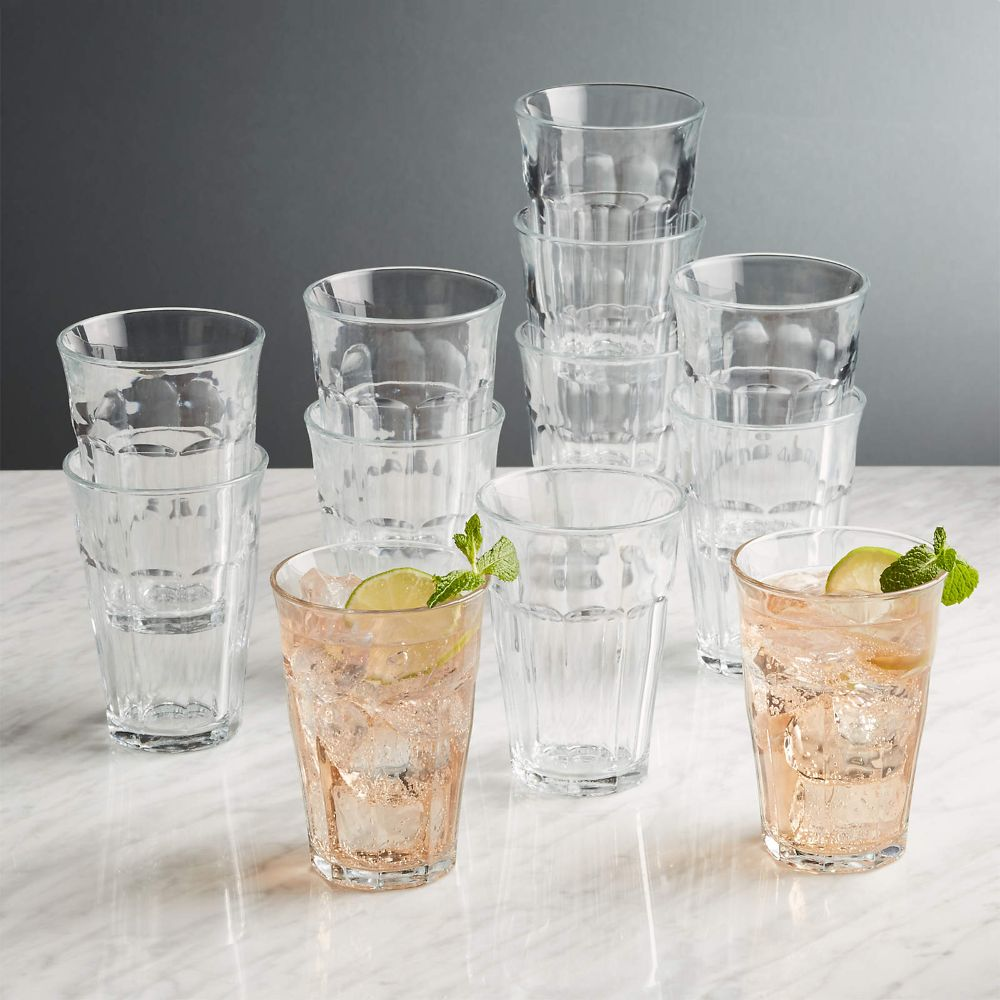 Duralex Picardie Glass Set