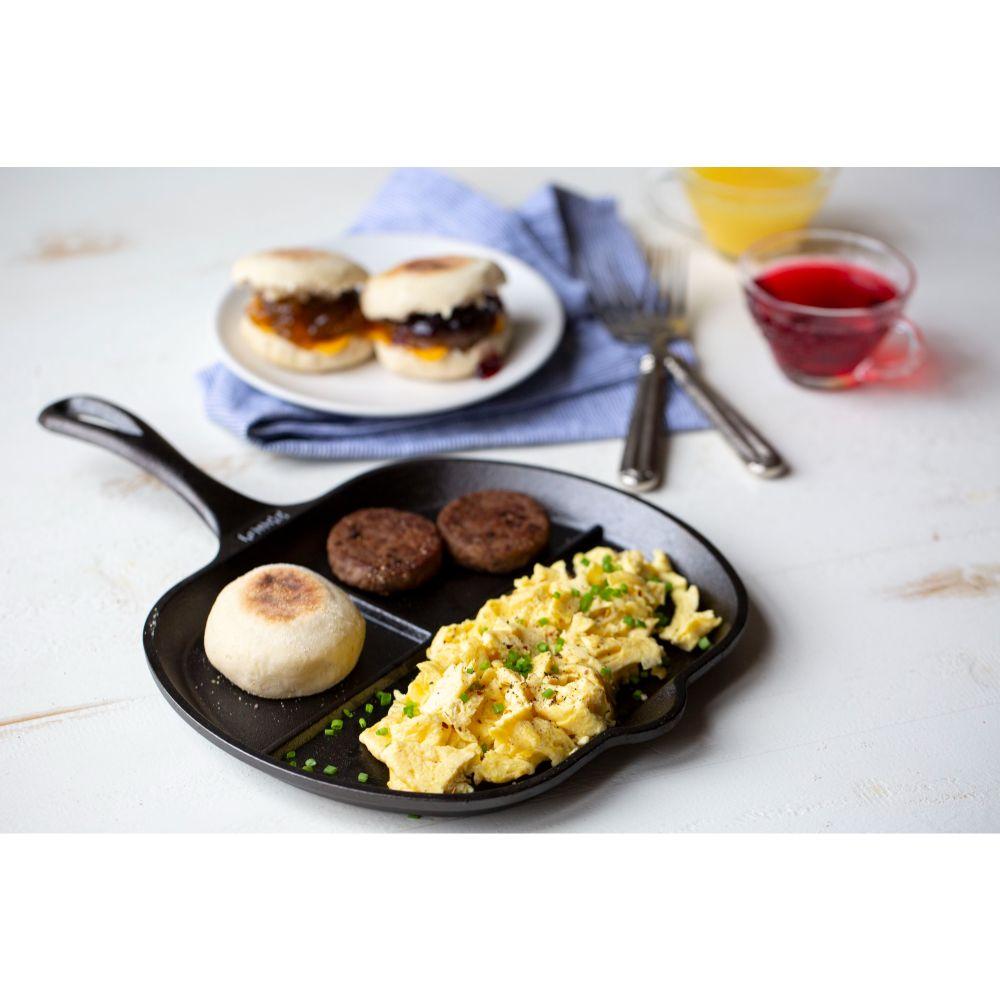 Bacon & Egg Griddle