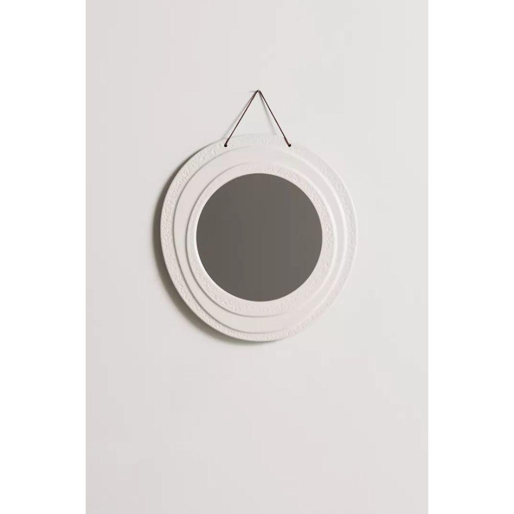 Maren Ceramic Wall Mirror