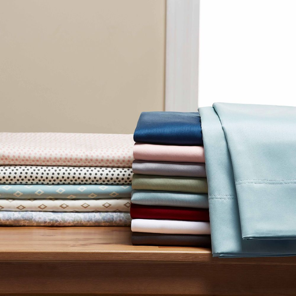BH&G Wrinkle Resistant Sheets