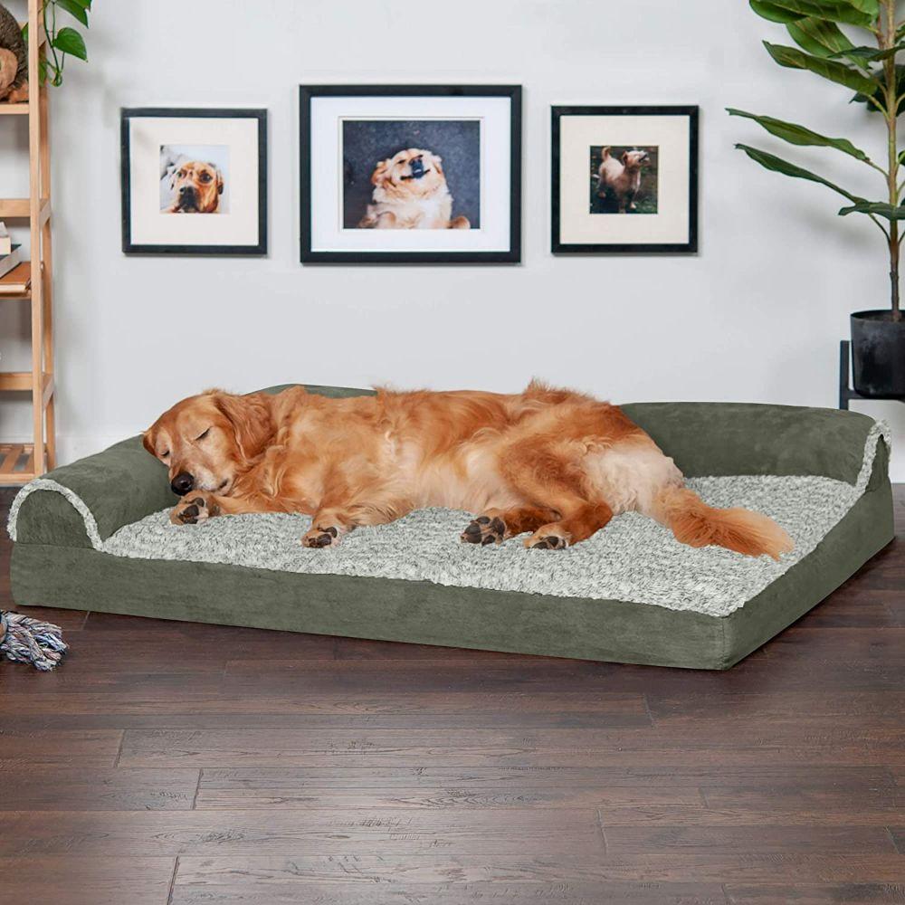 Orthopedic Sofa Pet Bed