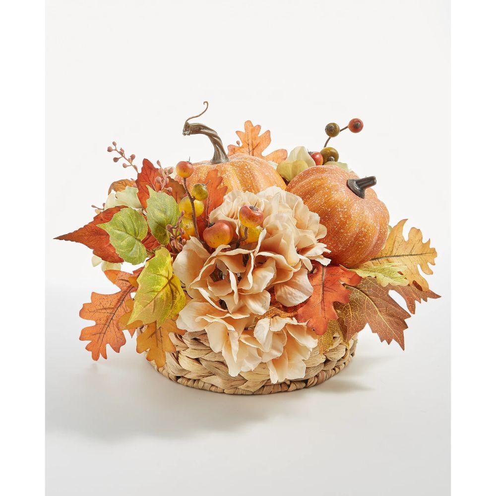 Martha Stewart Harvest Centerpiece