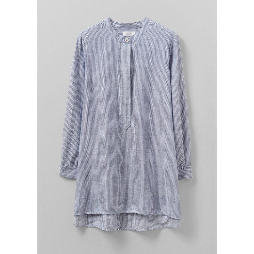 Yana Long Linen Shirt