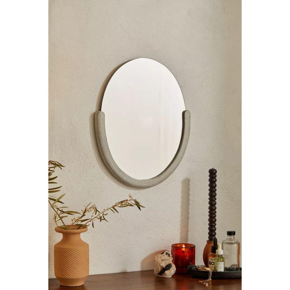 Modern-Boho Wall Mirror