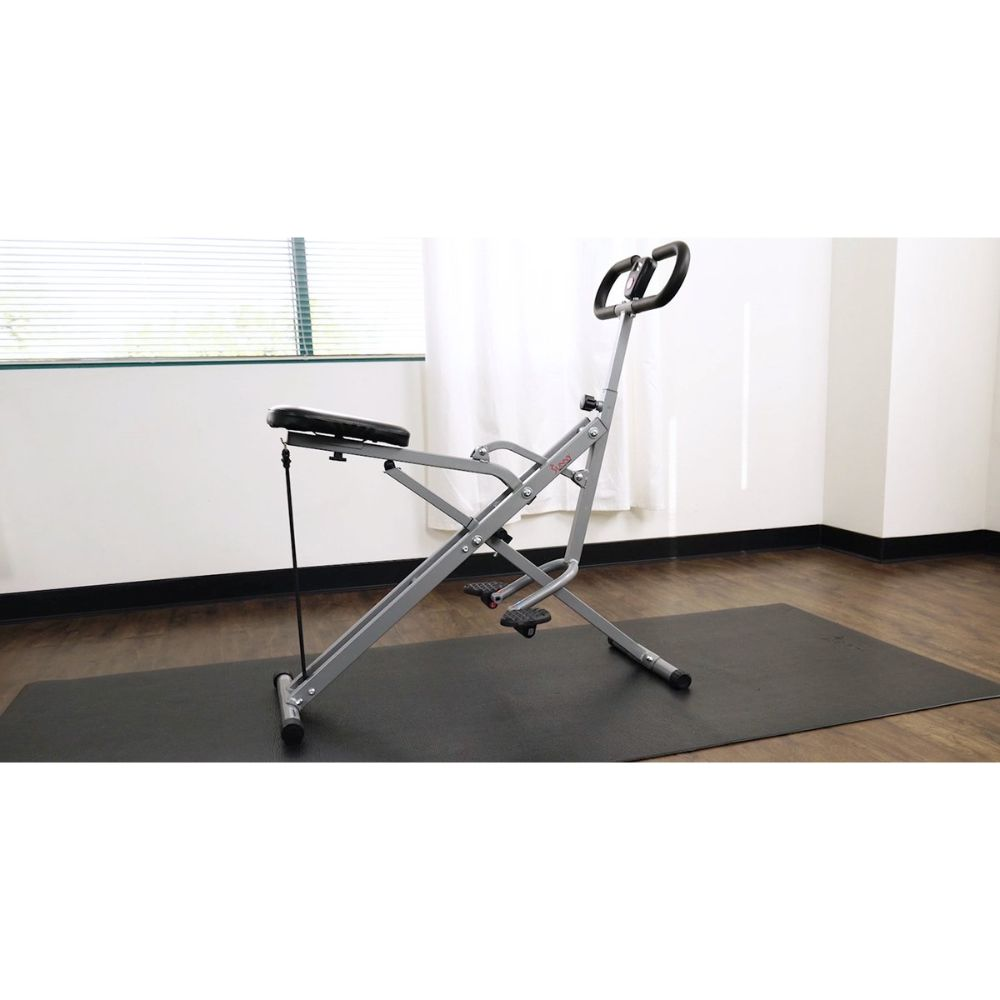 Squat & Row Fitness Trainer