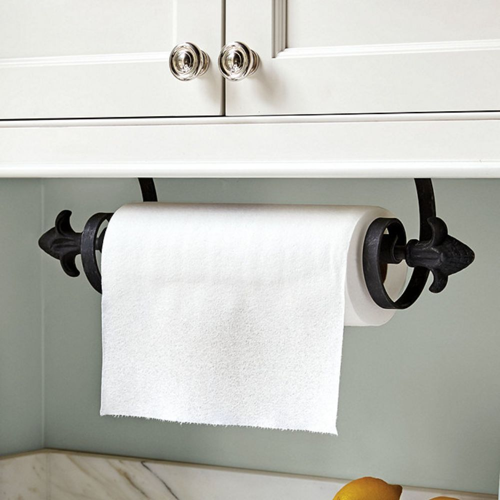Mount Paper Towel Holder
