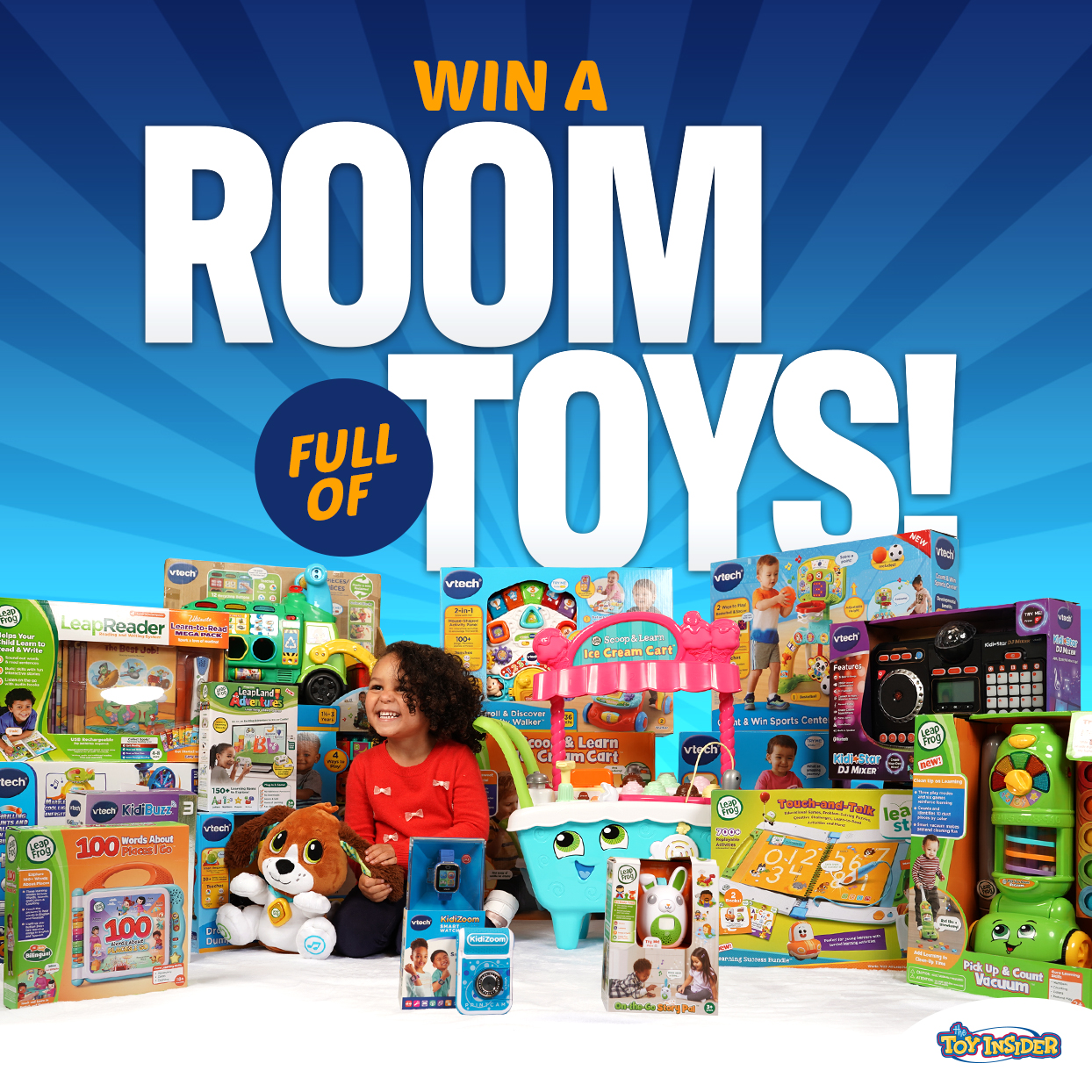 Toy Insider Sweepstakes