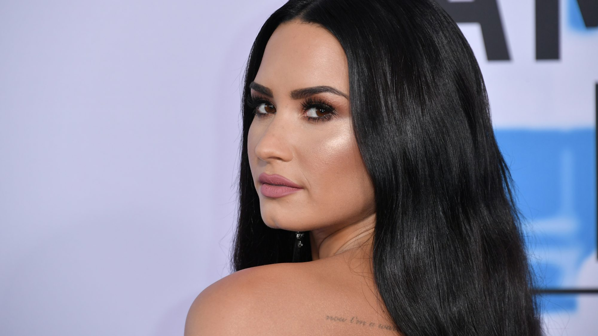 Demi Lovato/Talkspace Partnership/New Song for Suicide Prevention