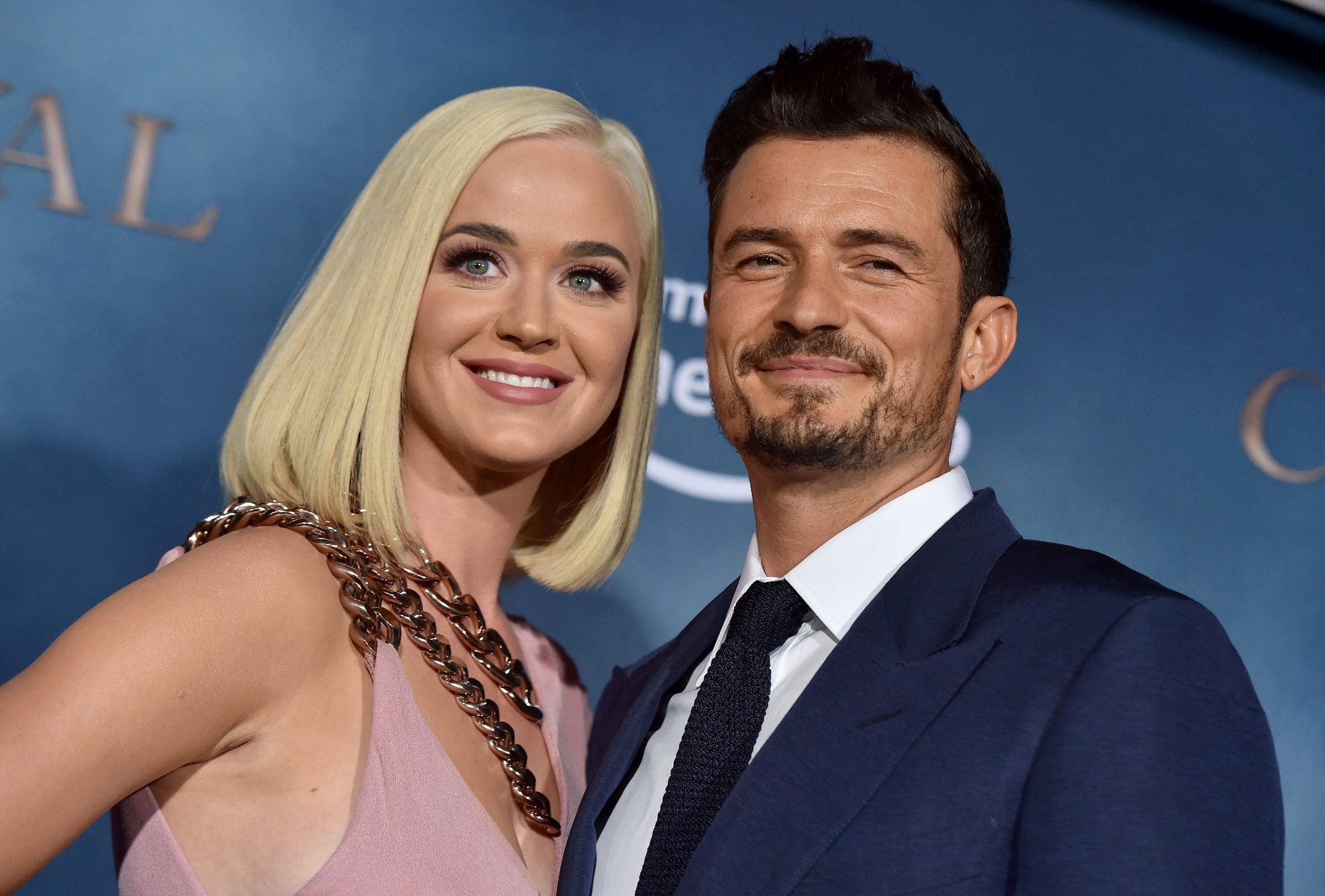 Katy Perry Orlando Bloom - LEAD