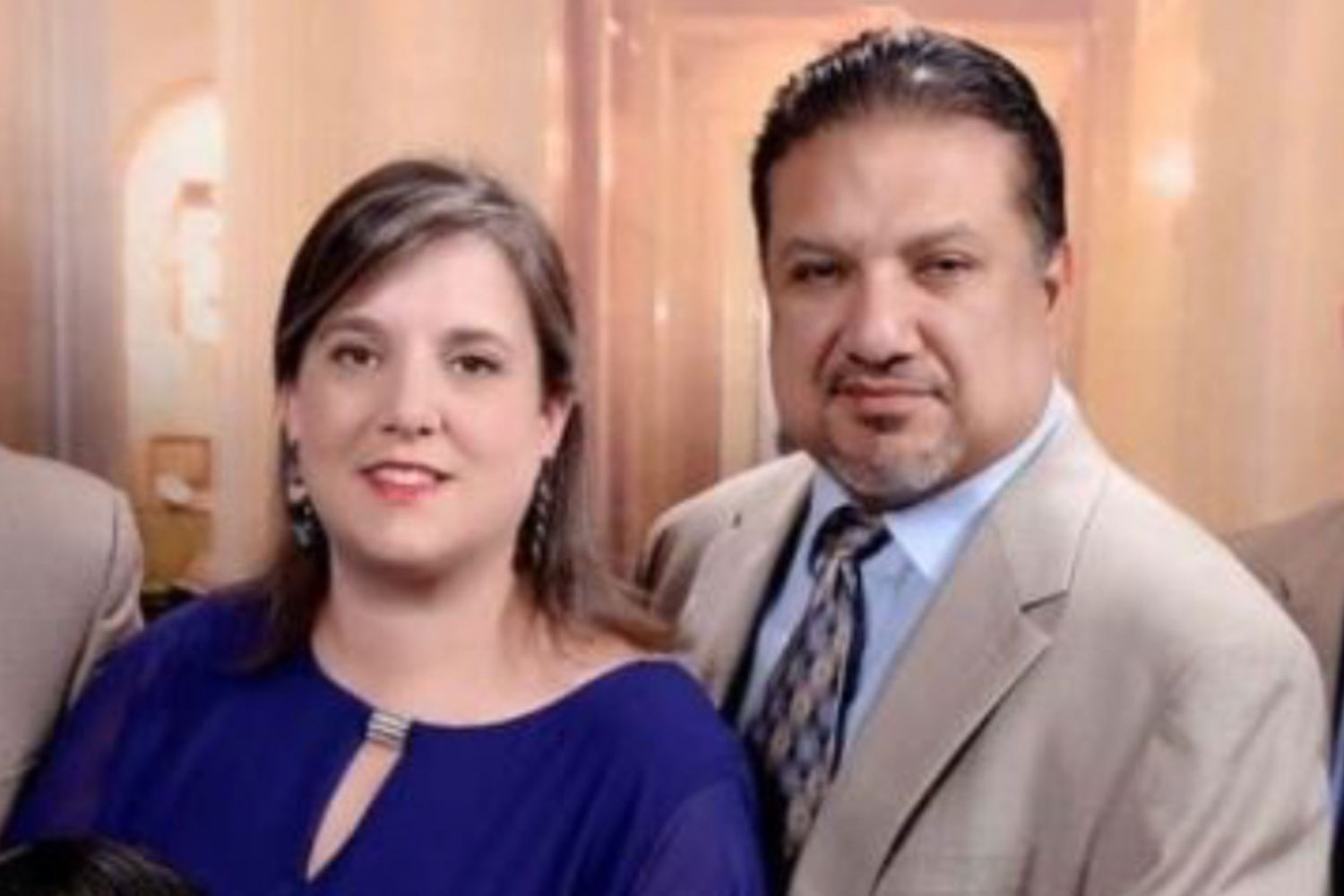 Lydia and Lawrence Rodriguez