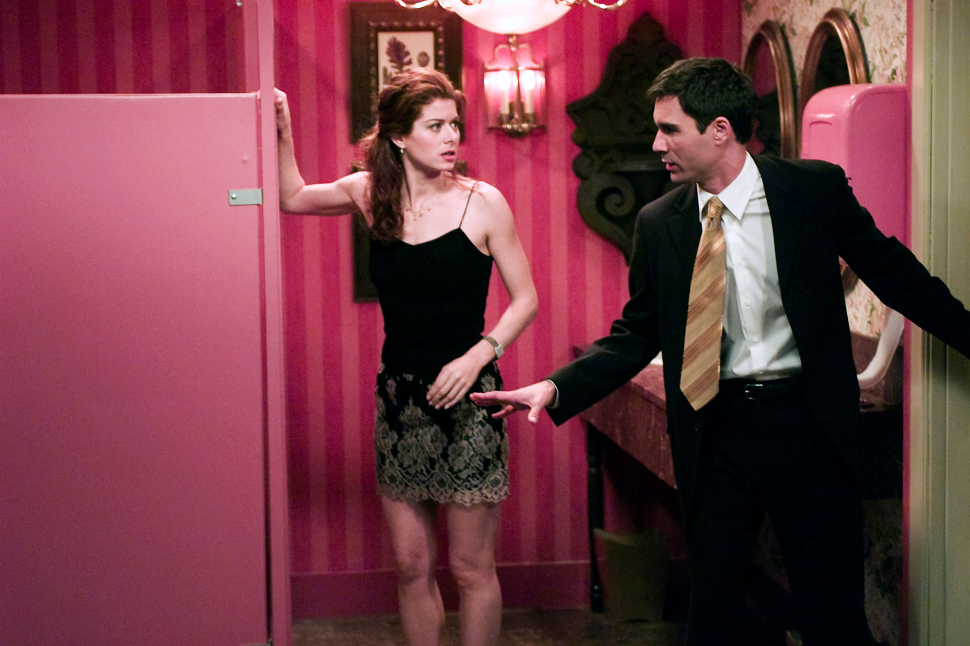Debra Messing in Will and Grace