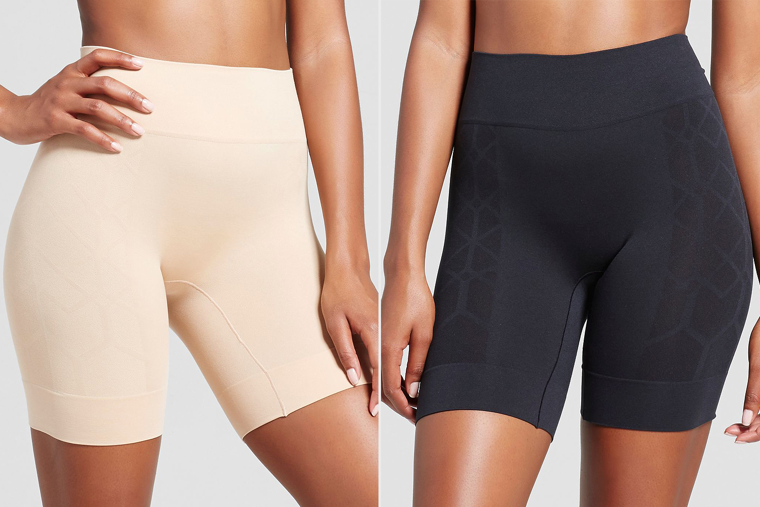 target jockey under dress anti chafing shorts