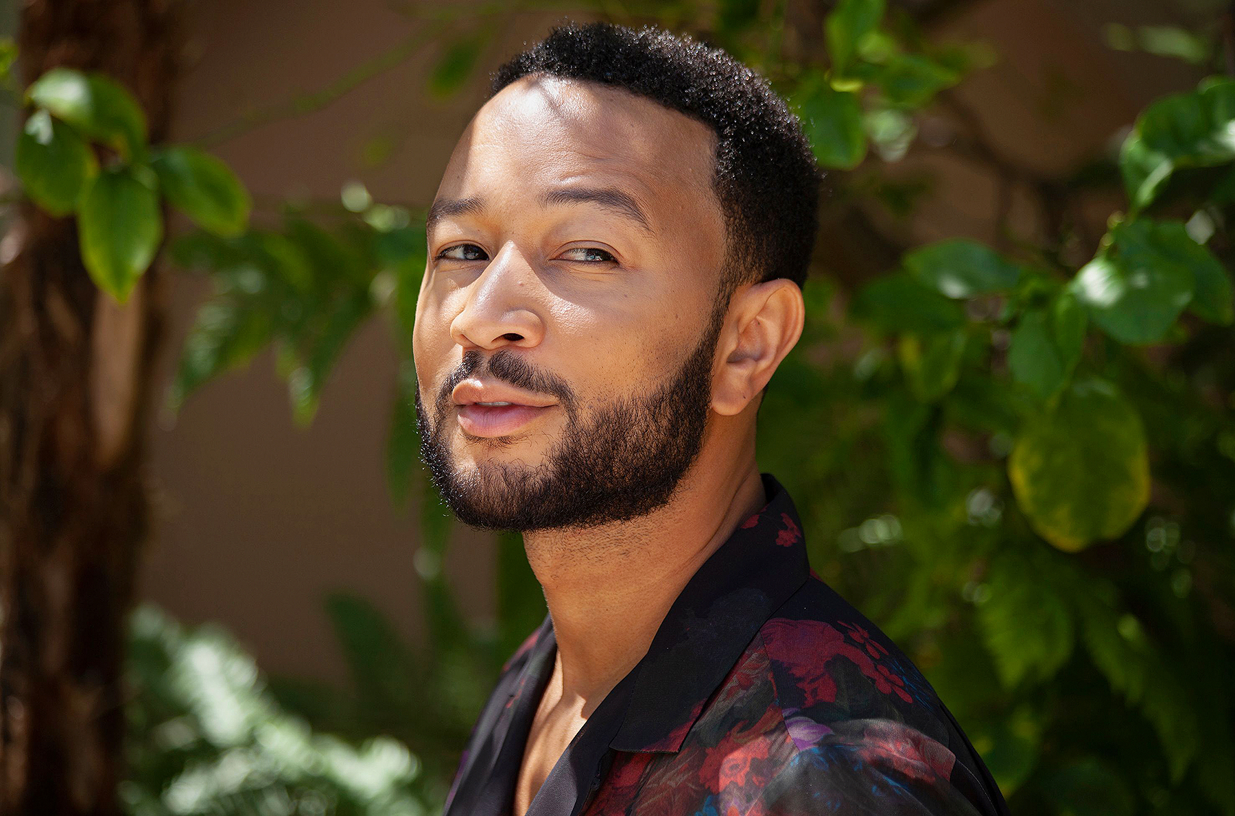 John Legend Portrait Session, Beverly Hills, United States - 13 Jun 2020