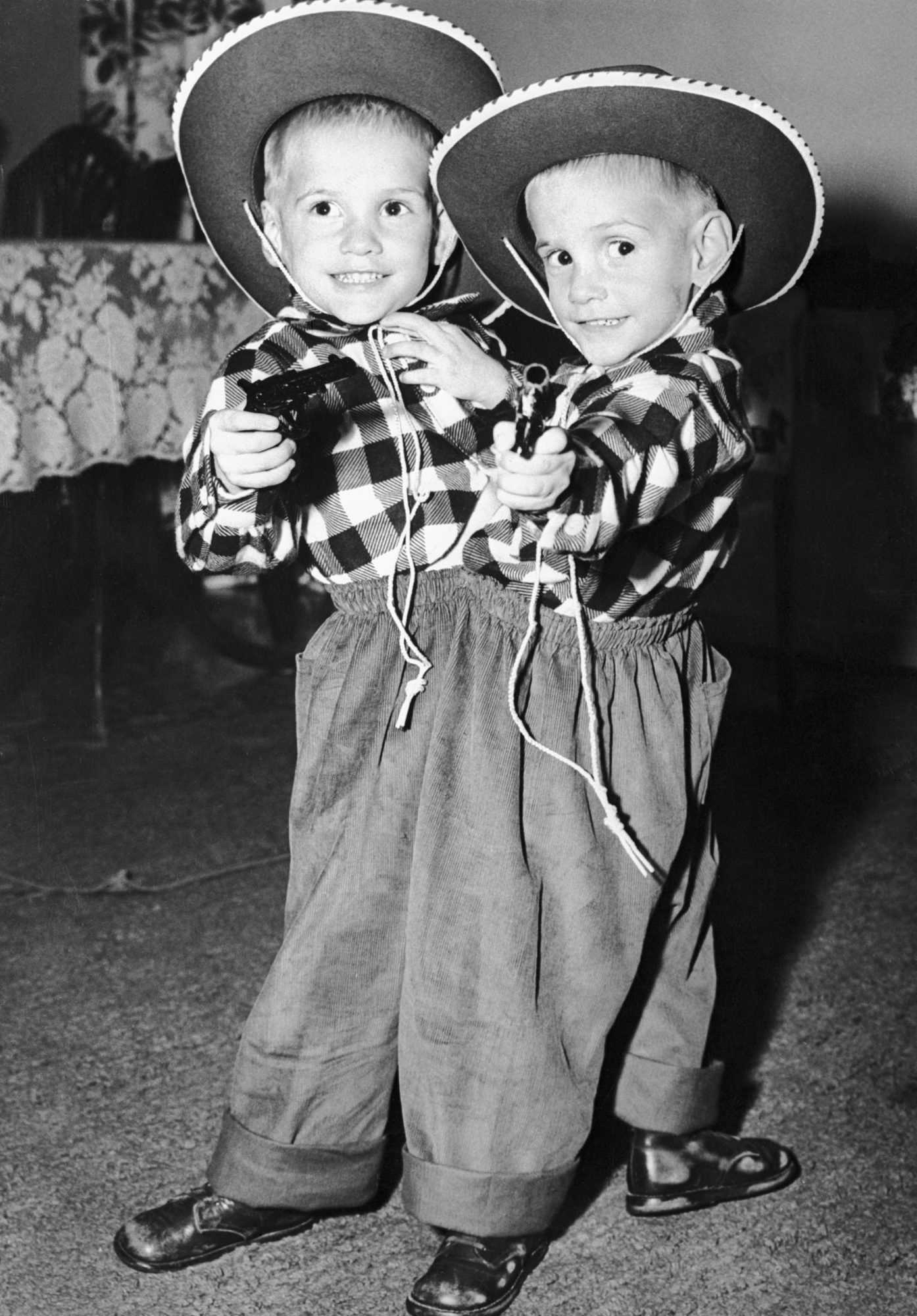 Ronnie and Donnie Galyon