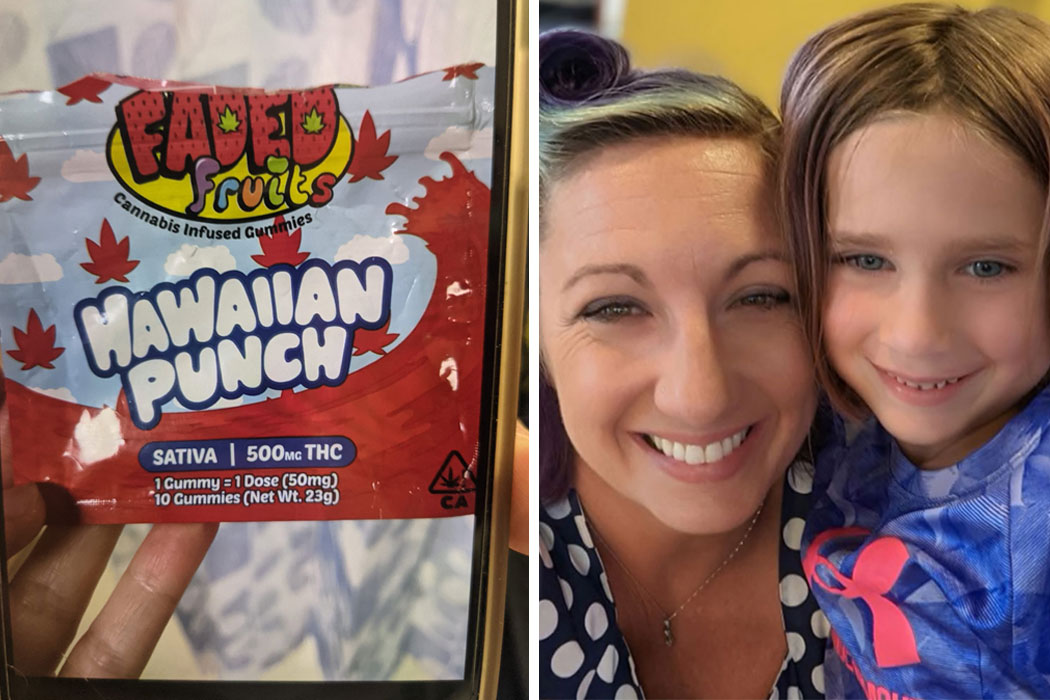 Florida Mom Calls for Safer Packaging of Marijuana Edibles After Daughter Ate a THC Gummy