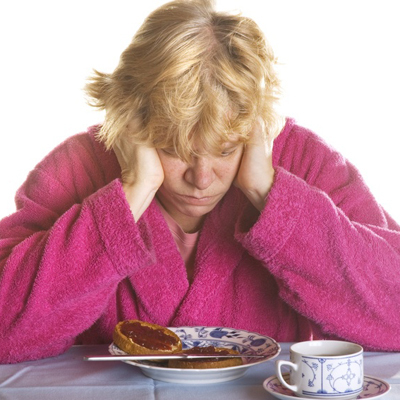 Depression symptom 2: changes in appetite
