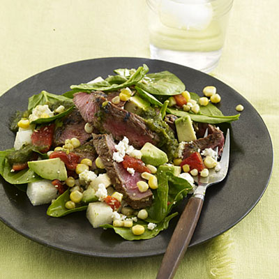 flank-steak-salad