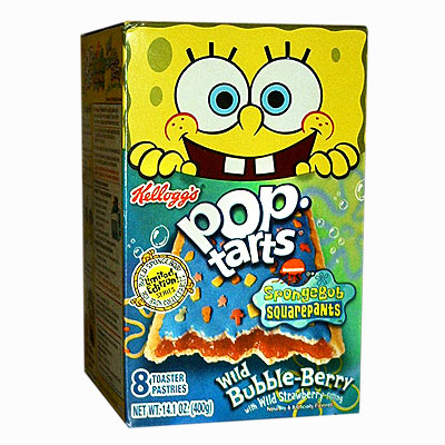 SpongeBob Pop-Tarts