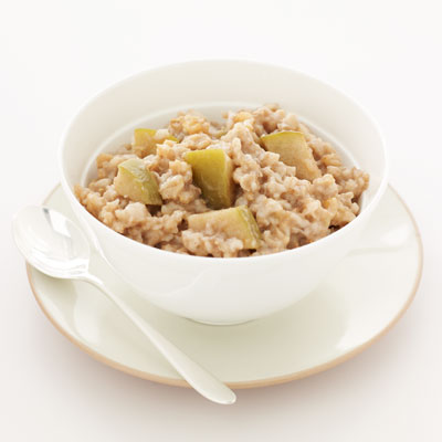 No. 4 Apple Cinnamon Oatmeal (Au Bon Pain)
