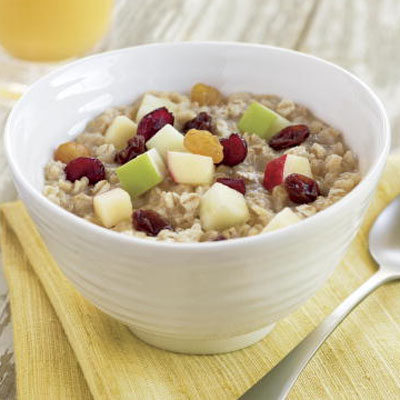 No. 6 Fruit & Maple Oatmeal (McDonald's)