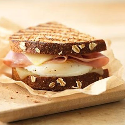 No. 10 Breakfast Power Sandwich (Panera Bread)