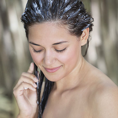 Use conditioner even when you skip shampoo