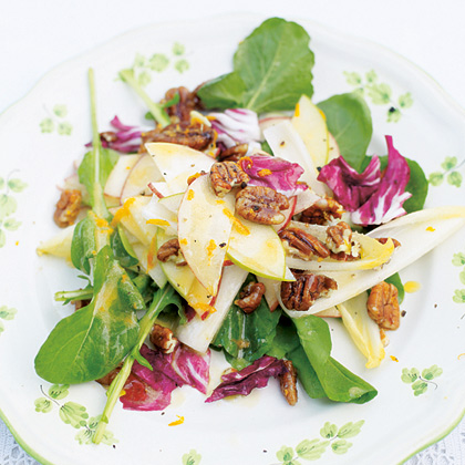 Southern Pecan and Apple Salad